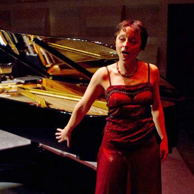 Charlotte Riedijk - Harawi, chant d'amour et de mort