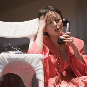Charlotte Riedijk - La voix humaine