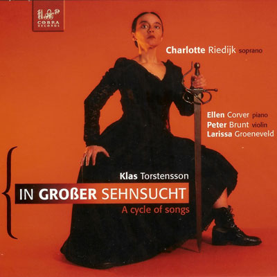 Charlotte Riedijk - discography
